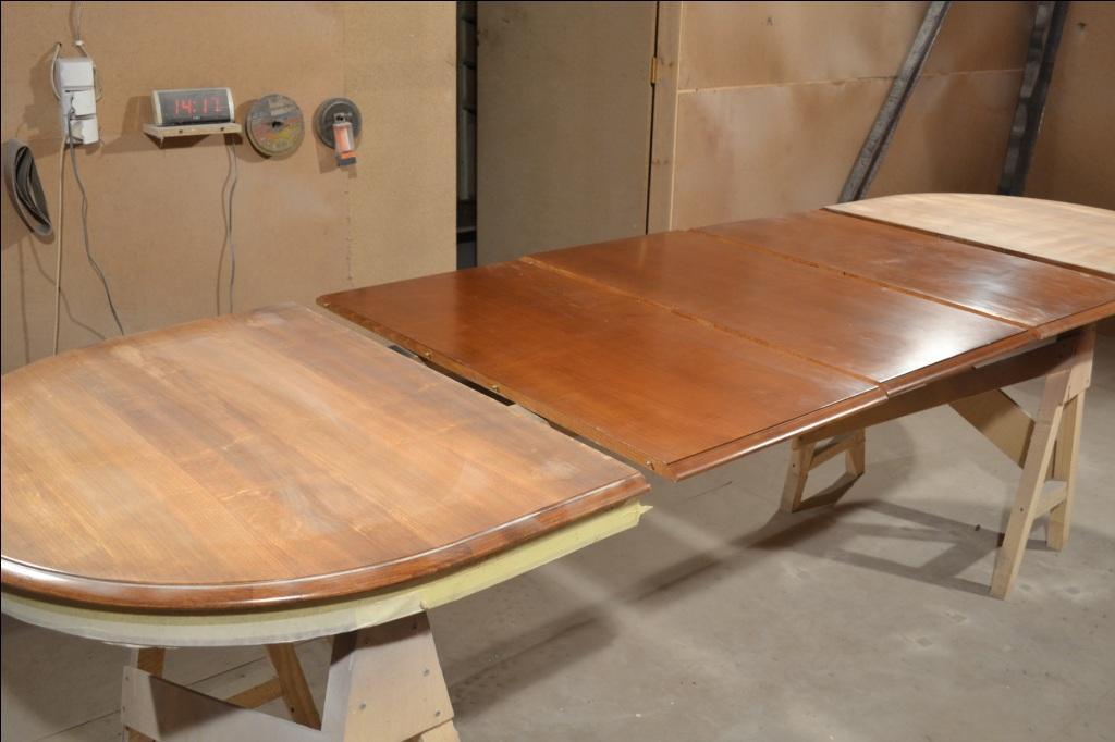 реставрация лакированной мебели